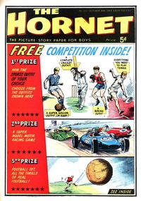 Cover Thumbnail for The Hornet (D.C. Thomson, 1963 series) #112