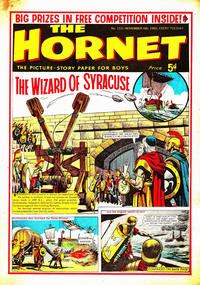 Cover Thumbnail for The Hornet (D.C. Thomson, 1963 series) #113