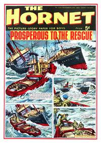 Cover Thumbnail for The Hornet (D.C. Thomson, 1963 series) #116