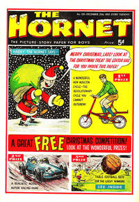 Cover Thumbnail for The Hornet (D.C. Thomson, 1963 series) #120