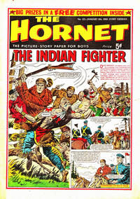 Cover Thumbnail for The Hornet (D.C. Thomson, 1963 series) #122
