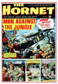 Cover Thumbnail for The Hornet (D.C. Thomson, 1963 series) #125