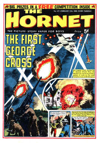 Cover Thumbnail for The Hornet (D.C. Thomson, 1963 series) #127