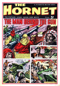 Cover Thumbnail for The Hornet (D.C. Thomson, 1963 series) #130
