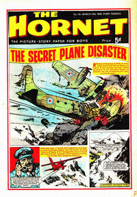 Cover Thumbnail for The Hornet (D.C. Thomson, 1963 series) #131