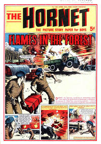 Cover Thumbnail for The Hornet (D.C. Thomson, 1963 series) #136