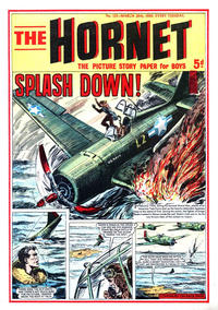 Cover Thumbnail for The Hornet (D.C. Thomson, 1963 series) #133