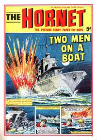 Cover Thumbnail for The Hornet (D.C. Thomson, 1963 series) #138