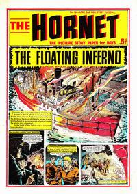Cover Thumbnail for The Hornet (D.C. Thomson, 1963 series) #134