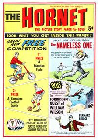 Cover Thumbnail for The Hornet (D.C. Thomson, 1963 series) #141