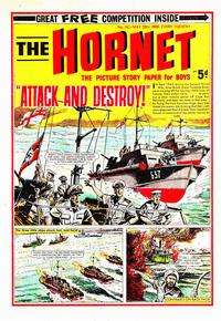 Cover Thumbnail for The Hornet (D.C. Thomson, 1963 series) #142