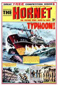 Cover Thumbnail for The Hornet (D.C. Thomson, 1963 series) #143