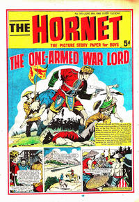 Cover Thumbnail for The Hornet (D.C. Thomson, 1963 series) #145