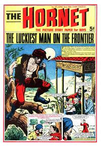 Cover Thumbnail for The Hornet (D.C. Thomson, 1963 series) #137
