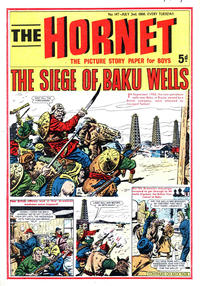 Cover Thumbnail for The Hornet (D.C. Thomson, 1963 series) #147