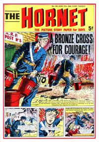 Cover Thumbnail for The Hornet (D.C. Thomson, 1963 series) #146