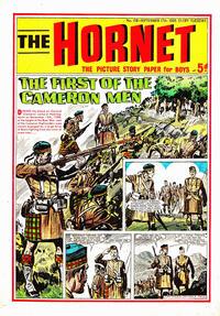 Cover Thumbnail for The Hornet (D.C. Thomson, 1963 series) #158