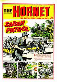 Cover Thumbnail for The Hornet (D.C. Thomson, 1963 series) #157