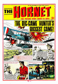 Cover Thumbnail for The Hornet (D.C. Thomson, 1963 series) #156
