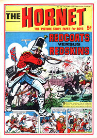Cover Thumbnail for The Hornet (D.C. Thomson, 1963 series) #163