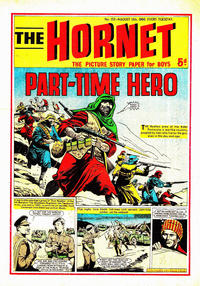 Cover Thumbnail for The Hornet (D.C. Thomson, 1963 series) #153