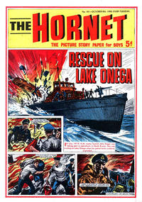 Cover Thumbnail for The Hornet (D.C. Thomson, 1963 series) #161