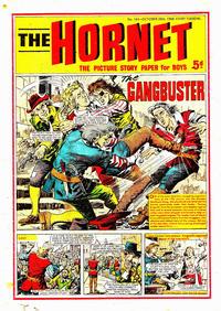 Cover Thumbnail for The Hornet (D.C. Thomson, 1963 series) #164