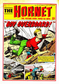 Cover Thumbnail for The Hornet (D.C. Thomson, 1963 series) #165