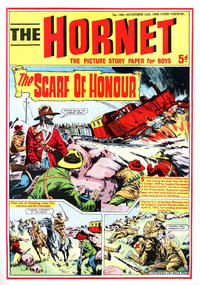 Cover Thumbnail for The Hornet (D.C. Thomson, 1963 series) #166