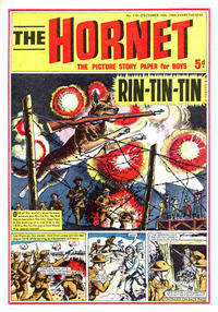 Cover Thumbnail for The Hornet (D.C. Thomson, 1963 series) #170