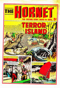 Cover Thumbnail for The Hornet (D.C. Thomson, 1963 series) #171
