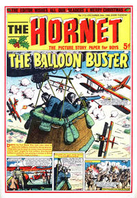 Cover Thumbnail for The Hornet (D.C. Thomson, 1963 series) #172