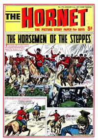 Cover Thumbnail for The Hornet (D.C. Thomson, 1963 series) #176