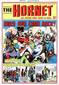 Cover Thumbnail for The Hornet (D.C. Thomson, 1963 series) #177