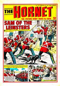 Cover Thumbnail for The Hornet (D.C. Thomson, 1963 series) #178