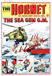 Cover Thumbnail for The Hornet (D.C. Thomson, 1963 series) #179