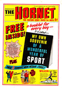 Cover Thumbnail for The Hornet (D.C. Thomson, 1963 series) #180