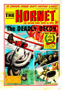 Cover Thumbnail for The Hornet (D.C. Thomson, 1963 series) #181