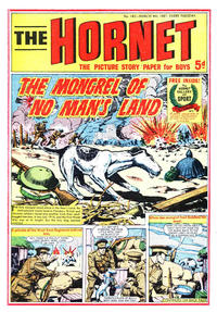 Cover Thumbnail for The Hornet (D.C. Thomson, 1963 series) #182