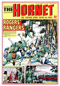 Cover Thumbnail for The Hornet (D.C. Thomson, 1963 series) #185