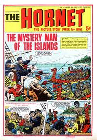 Cover Thumbnail for The Hornet (D.C. Thomson, 1963 series) #187
