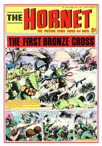 Cover Thumbnail for The Hornet (D.C. Thomson, 1963 series) #188