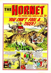 Cover Thumbnail for The Hornet (D.C. Thomson, 1963 series) #196