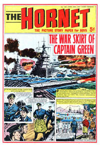 Cover Thumbnail for The Hornet (D.C. Thomson, 1963 series) #190