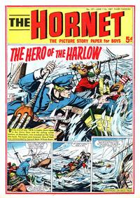 Cover Thumbnail for The Hornet (D.C. Thomson, 1963 series) #197