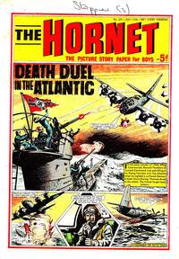 Cover Thumbnail for The Hornet (D.C. Thomson, 1963 series) #201