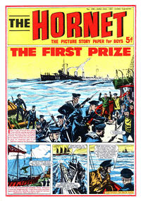 Cover Thumbnail for The Hornet (D.C. Thomson, 1963 series) #198