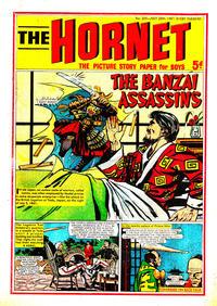 Cover Thumbnail for The Hornet (D.C. Thomson, 1963 series) #203
