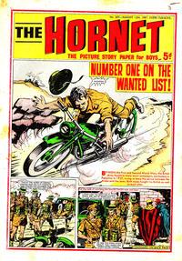 Cover Thumbnail for The Hornet (D.C. Thomson, 1963 series) #205