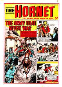 Cover Thumbnail for The Hornet (D.C. Thomson, 1963 series) #204